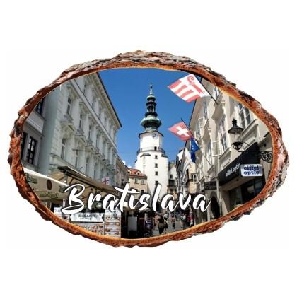 Magnetka kôra Bratislava 08