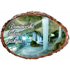 Magnetka kôra Demänovská Ľadová Jaskyňa
