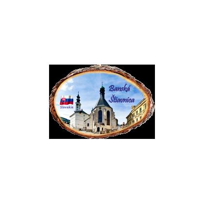 Magnetka kôra  Banská Štiavnica