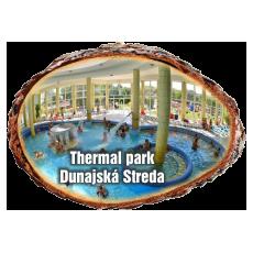 Magnetka kôra Thermalpark Dunajská Streda