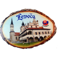 Magnetka kôra Levoča