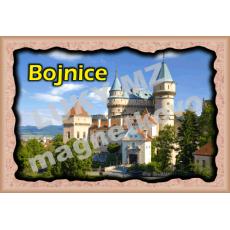 Magnetka rámik Bojnice 3