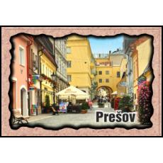 Magnetka rámik Prešov 01