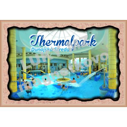 Magnetka rámik Dunajská Streda Thermalpark 1