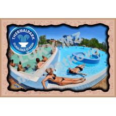 Magnetka rámik Dunajská Streda Thermalpark 2