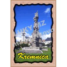 Magnetka rámik Kremnica 4