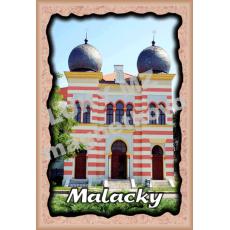 Magnetka rámik Malacky 2