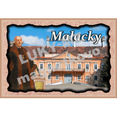 Magnetka rámik Malacky 3