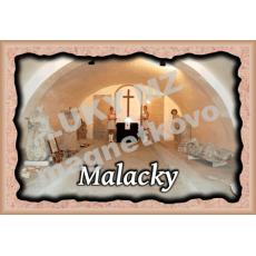 Magnetka rámik Malacky 4