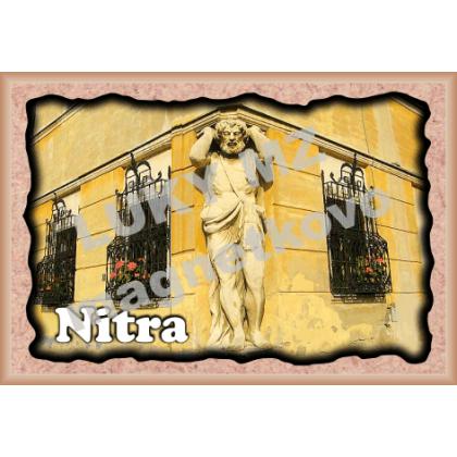 Magnetka rámik Nitra 1