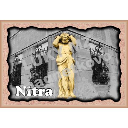 Magnetka rámik Nitra 1a