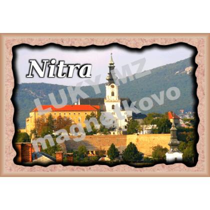 Magnetka rámik Nitra 2