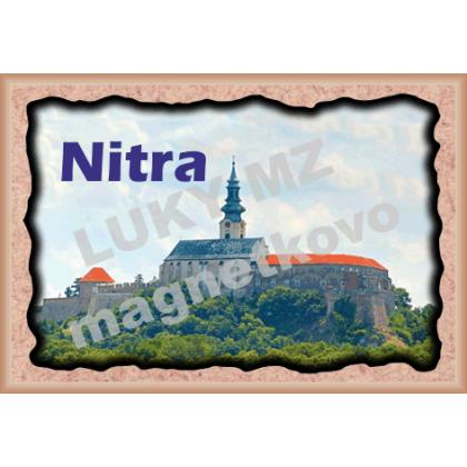 Magnetka rámik Nitra 3