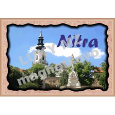 Magnetka rámik Nitra 4