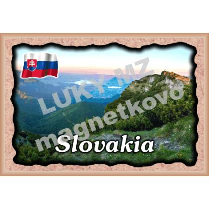 Magnetka rámik Slovensko 3