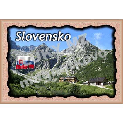 Magnetka rámik Slovensko 4