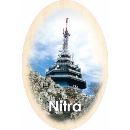 Magnetka ovál Nitra 03