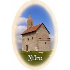 Magnetka ovál Nitra 04