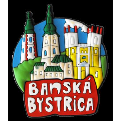 Magnetka gumová Banská Bystrica