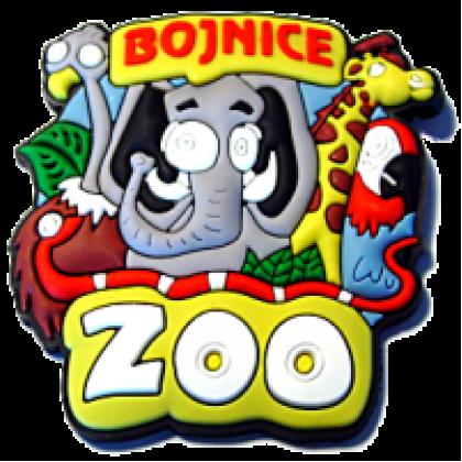 Magnetka gumová Bojnice Zoo 1