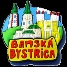 Magnetka gumová Banská Bystrica 2