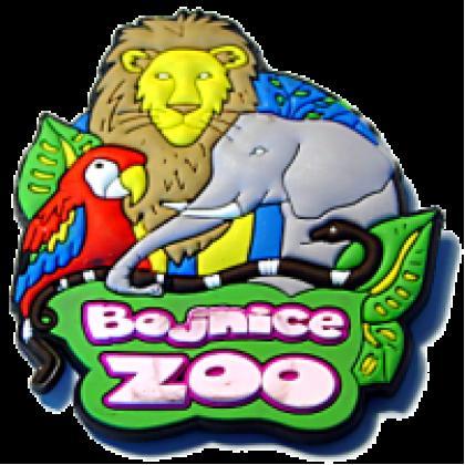 Magnetka gumová Bojnice Zoo