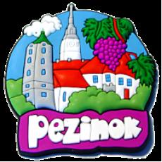Magnetka gumová Pezinok