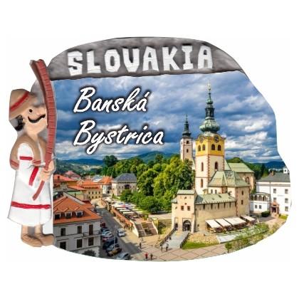 Magnetka Banská Bystrica 02 kompozitná