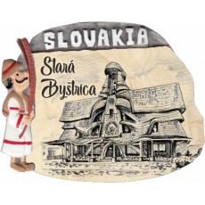 Magnetka Stará Bystrica 01 kompozitná