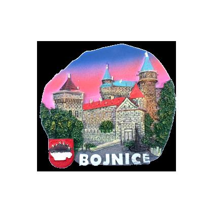 Magnetka Bojnice 02 kompozitná