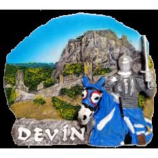 Magnetka Devín kompozitná