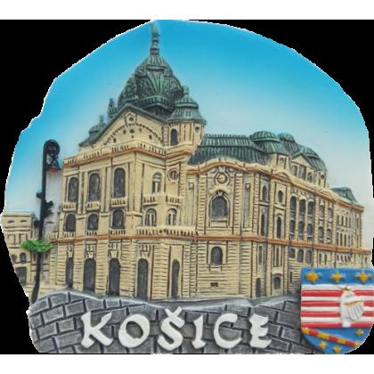 Magnetka Košice kompozitná