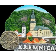 Magnetka Kremnica kompozitná