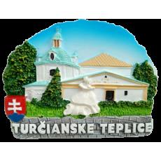 Magnetka Turčianske Teplice kompozitná