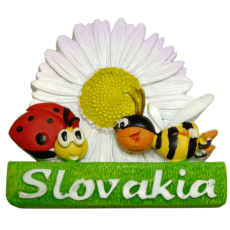 Magnetka Slovakia 03 kompozitná