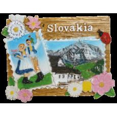 Magnetka Slovensko kompozitná