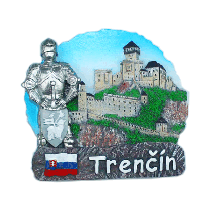 Magnetka Trenčín kompozitná