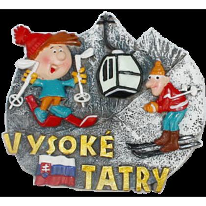 Magnetka Vysoké Tatry lanovka kompozitná