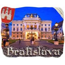 Magnetka Bratislava 03 kompozitná