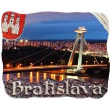Magnetka Bratislava 06 kompozitná