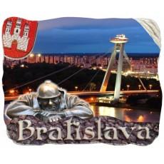 Magnetka Bratislava 07 kompozitná