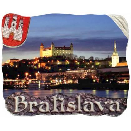 Magnetka Bratislava 08 kompozitná