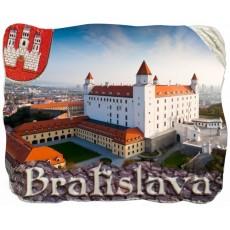 Magnetka Bratislava 09 kompozitná