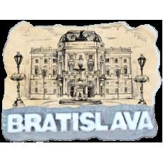 Magnetka Bratislava 12 kompozitná