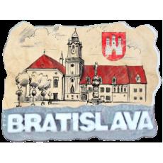 Magnetka Bratislava 14 kompozitná