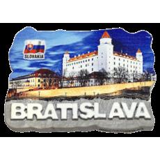 Magnetka Bratislava 01 kompozitná