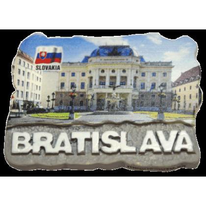 Magnetka Bratislava 02 kompozitná