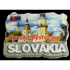 Magnetka Banská Bystrica 3 kompozitná