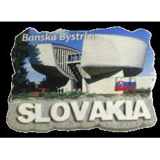 Magnetka Banská Bystrica 2 kompozitná