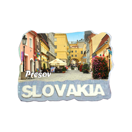 Magnetka Prešov 01 kompozitná